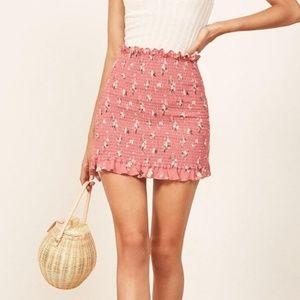 Reformation Lowie Skirt
